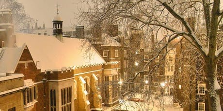 *BACK TO THE '20s* Lincoln's Inn Students' Association Winter Event tickets