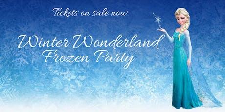 Winter Wonderland Frozen Party tickets