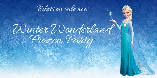 Winter Wonderland Frozen Party
