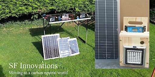 How to build your own Solar Power Pack