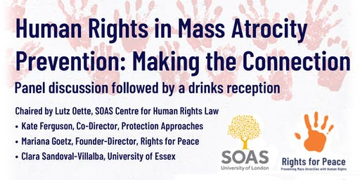 Human Rights in Mass Atrocity Prevention: Making the Connection