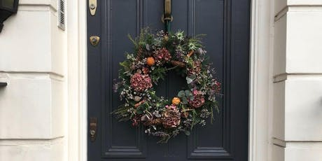 Fresh Flower Christmas Wreath Workshop with Untitled (Flowers) tickets