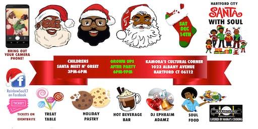Hartford City Santa With Soul