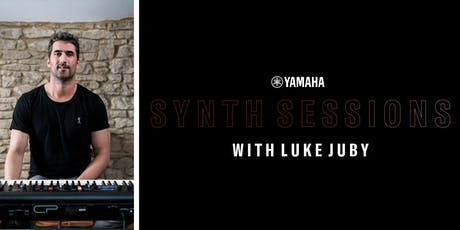 Yamaha Synth Sessions with Luke Juby - PMT Cardiff tickets
