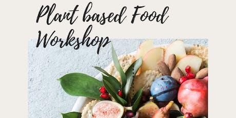Plant Based Foods Workshop tickets