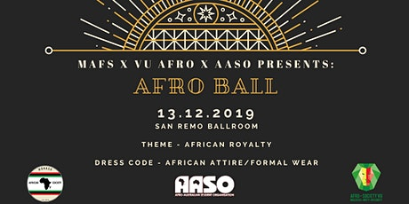 AFRO BALL tickets