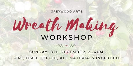 Sustainable Wreath Making Workshop tickets