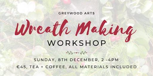 Sustainable Wreath Making Workshop