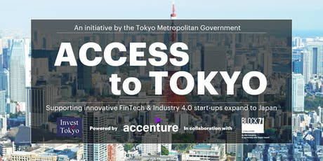 Spotlight on Japan: Invest Tokyo x Accenture tickets
