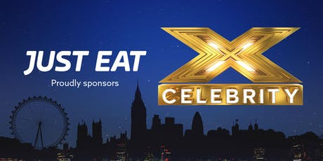 The X Factor: Celebrity Final Screening Party tickets