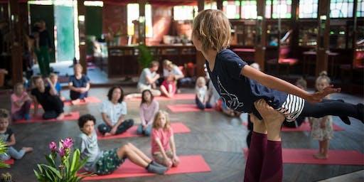 Family Circus Yoga