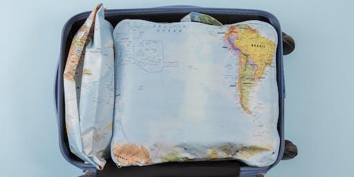 Cómo viajar organizado