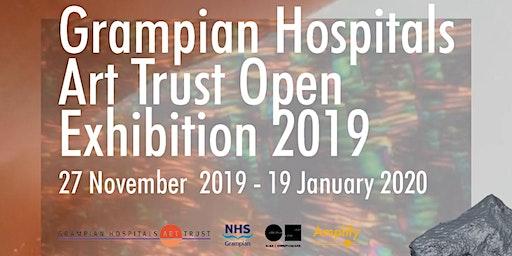 Grampian Hospitals Art Trust Open Exhibition 2019