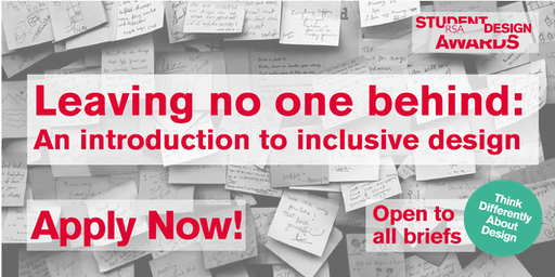 Leaving no one behind: An introduction to inclusive design