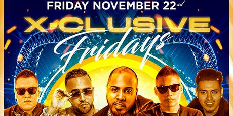 X-Clusive Fridays  @ Sif Lounge tickets