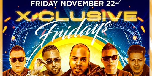 X-Clusive Fridays  @ Sif Lounge