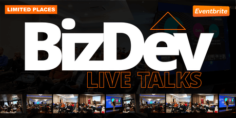 BizDev Live | Talks to inspire your revenue growth tickets
