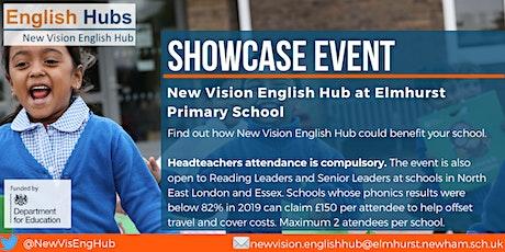 Showcase Event at New Vision English Hub tickets