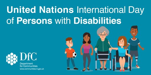 The United Nations International Day of Persons with Disabilities  Event