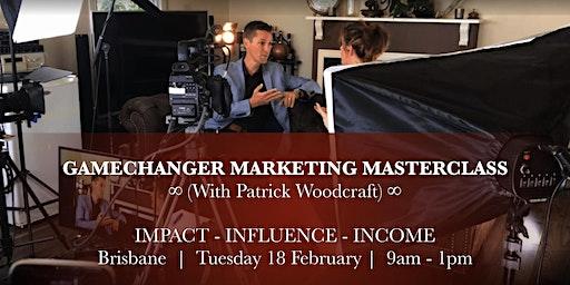 Gamechanger Marketing Masterclass - Brisbane