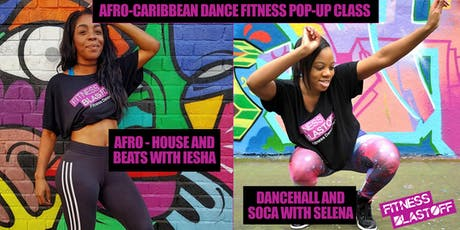 Afro Caribbean Dance Fitness Party tickets