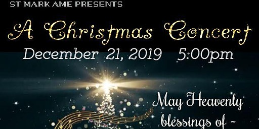 St Mark Christmas Concert