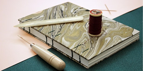 Coptic Bookbinding workshop tickets