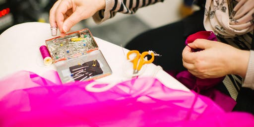 Sewing and Upcycling Workshop