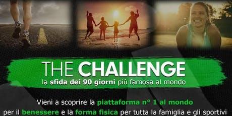 SAN SEVERO CHALLENGE PARTY biglietti