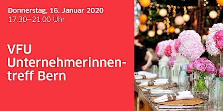 Unternehmerinnentreff, Bern, 16.01.2020 Tickets