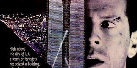Die Hard, with music by Das Brass tickets