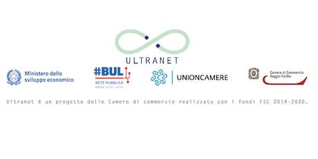 La Banda Ultralarga per l'economia digitale: focus sulla cybersecurity biglietti