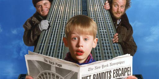 Home Alone 2: Lost in New York, with slime-making workshop