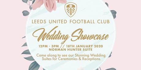 Leeds United Wedding Showcase tickets