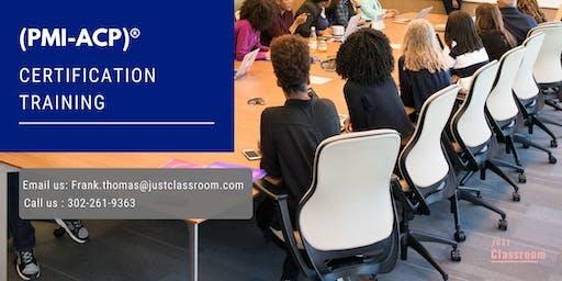 PMI-ACP 3 Days Classroom Training in Rimouski, PE