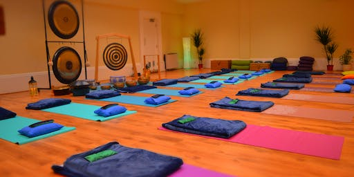 Sound Bath and Mindfulness in Galway
