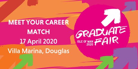 Isle of Man Graduate Fair 2020 tickets