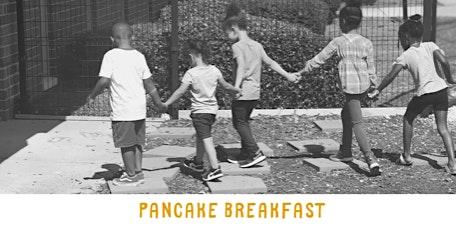 Pancake Breakfast and Hip Hop Workshop