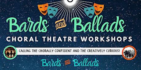 Choral Theatre Workshops, Cambridge - Postponed tickets