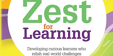 Zest For Learning - Book Launch tickets
