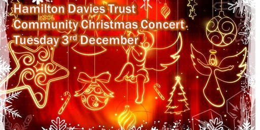 Hamilton Davies Trust Community Christmas Concert