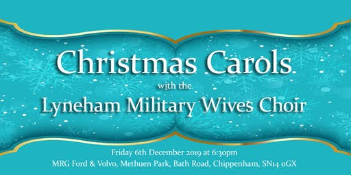 Christmas Carols with Lyneham Military Wives Choir