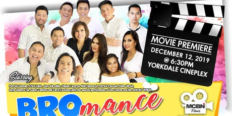 BROMANCE The Movie - Red Carpet Premiere Night tickets