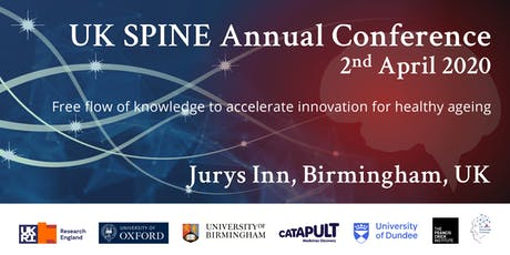 UK SPINE Annual Conference 2020 tickets