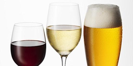 SCS Wine & Beer Tasting