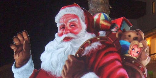 St Marys Oxted - Santa's Grotto