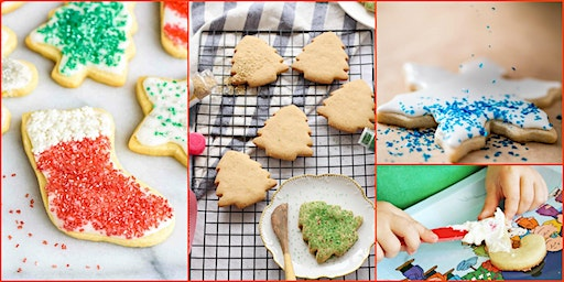 Kids' Holiday Cookie Decorating