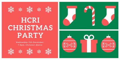 HCRI Christmas Party