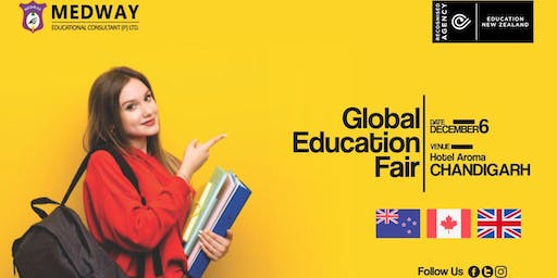 MEDWAY'S GLOBAL EDUCATION FAIR - 6 DEC 2019