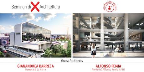 Seminario di Architettura Roma - Architettura e design al centro: creatività, tecnologia, ricerca biglietti